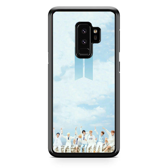 Bts On The Blue Sky Samsung Galaxy S9 Plus Case | Babycase