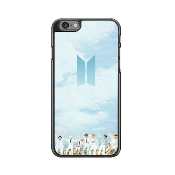 Bts On The Blue Sky iPhone 6 Plus|6S Plus Case | Babycase