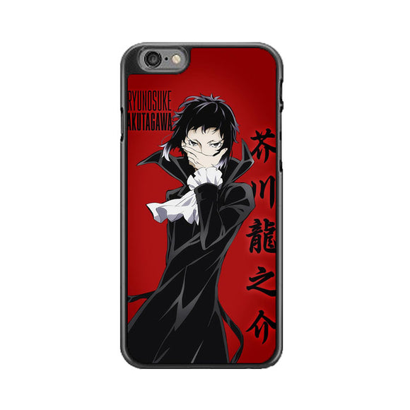 Bungou Stray Dogs Akutagawa iPhone 6 Plus|6S Plus Case | Babycase