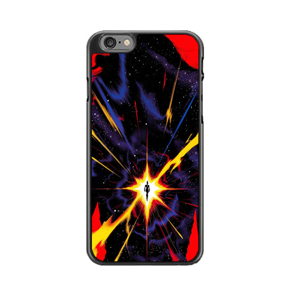 Captain Marvel Galaxy iPhone 6 Plus|6S Plus Case | Babycase