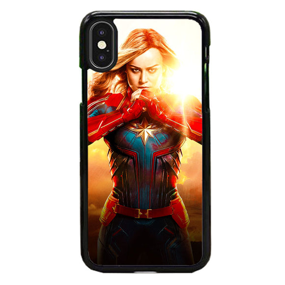 Captain Marvel Sunrise iPhone XS Max Case | Babycase