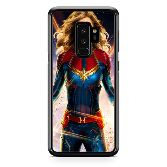 Captain Marvel Super Heroes Girls Samsung Galaxy S9 Plus Case | Babycase