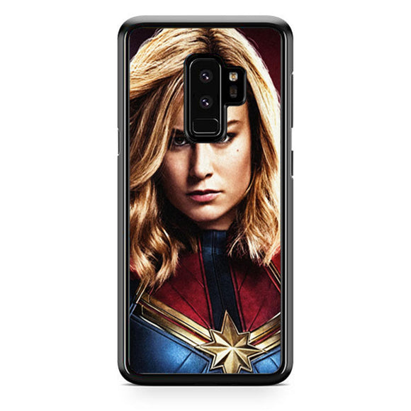 Captain Marvel Woman Heroes Samsung Galaxy S9 Plus Case | Babycase