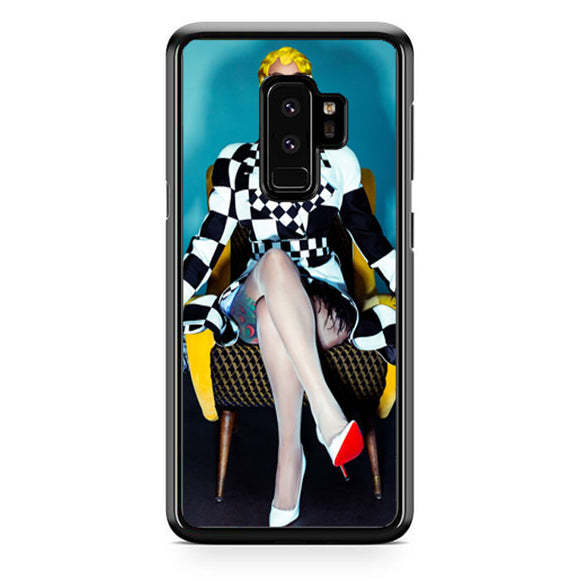 Cardi B Cool Pose Session Samsung Galaxy S9 Plus Case | Babycase