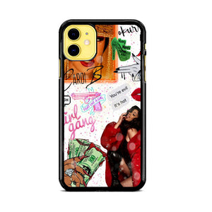 Cardi B Living Prince Collage iPhone 11 Case | Babycase