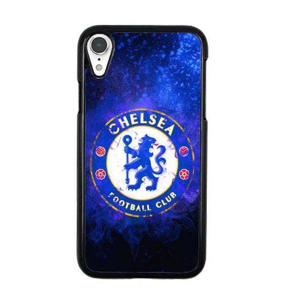 Chealsea Football Club Blue Smoke iPhone XR Case | Babycase
