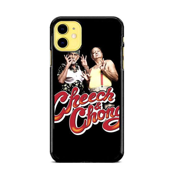 Cheech And Chong Slowly Calm iPhone 11 Case | Babycase