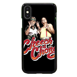 Cheech And Chong Slowly Calm iPhone X Case | Babycase