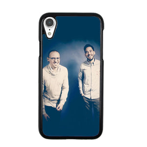Chester Bennington And Mike Shinoda Tribute iPhone XR Case | Babycase