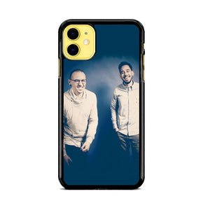 Chester Bennington And Mike Shinoda Tribute iPhone 11 Case | Babycase