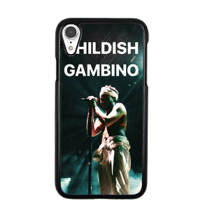 Childish Gambino Perform iPhone XR Case | Babycase