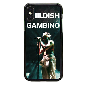 Childish Gambino Perform iPhone XS Max Case | Babycase
