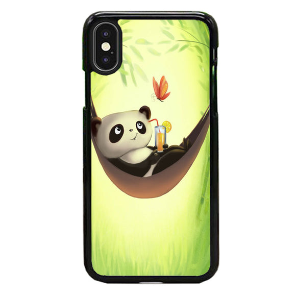 Chills Panda iPhone XS Max Case | Babycase