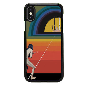 Classic The Holy Mountain iPhone X Case | Babycase