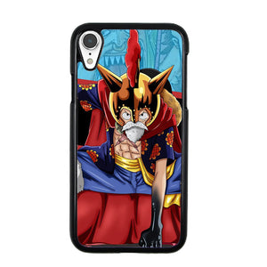 Collosium Onepiece Luffy One Piece iPhone XR Case | Babycase