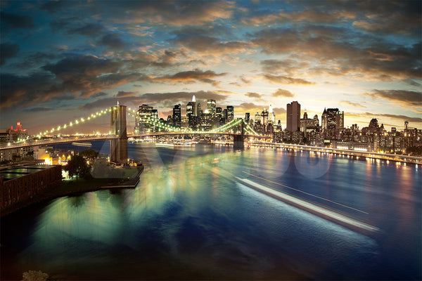 紐約 Amazing New York cityscape