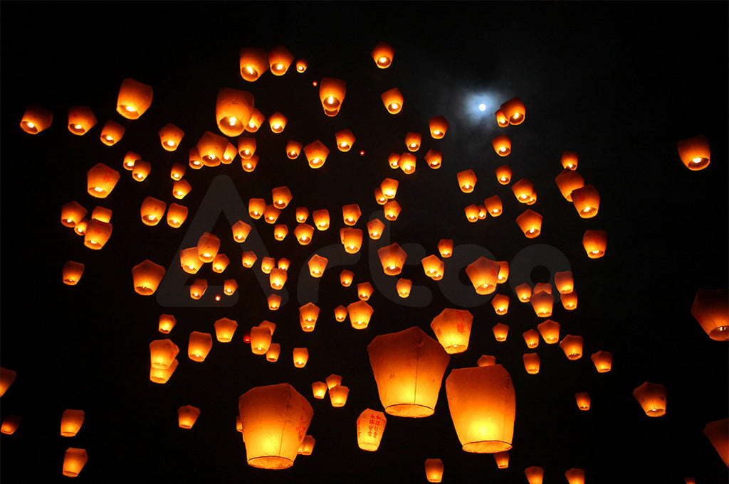 天燈 The Flying Lanterns