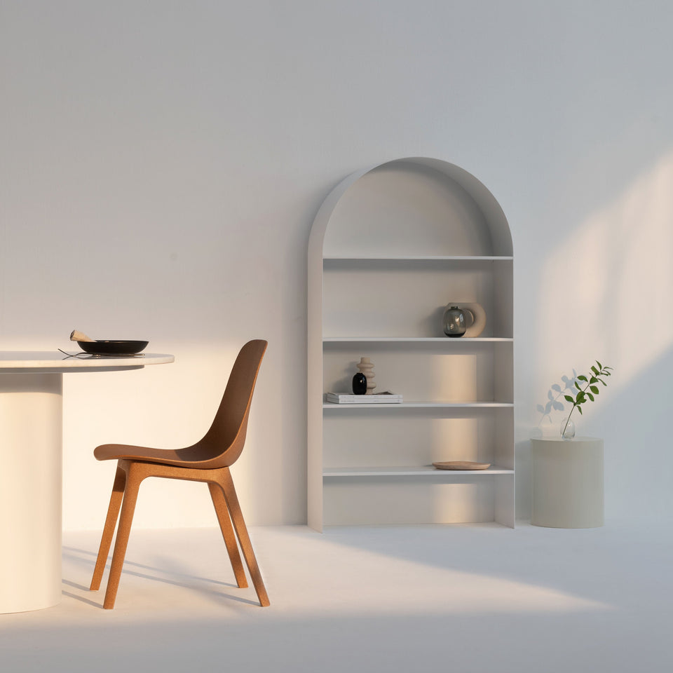 Alia Arch Shelves