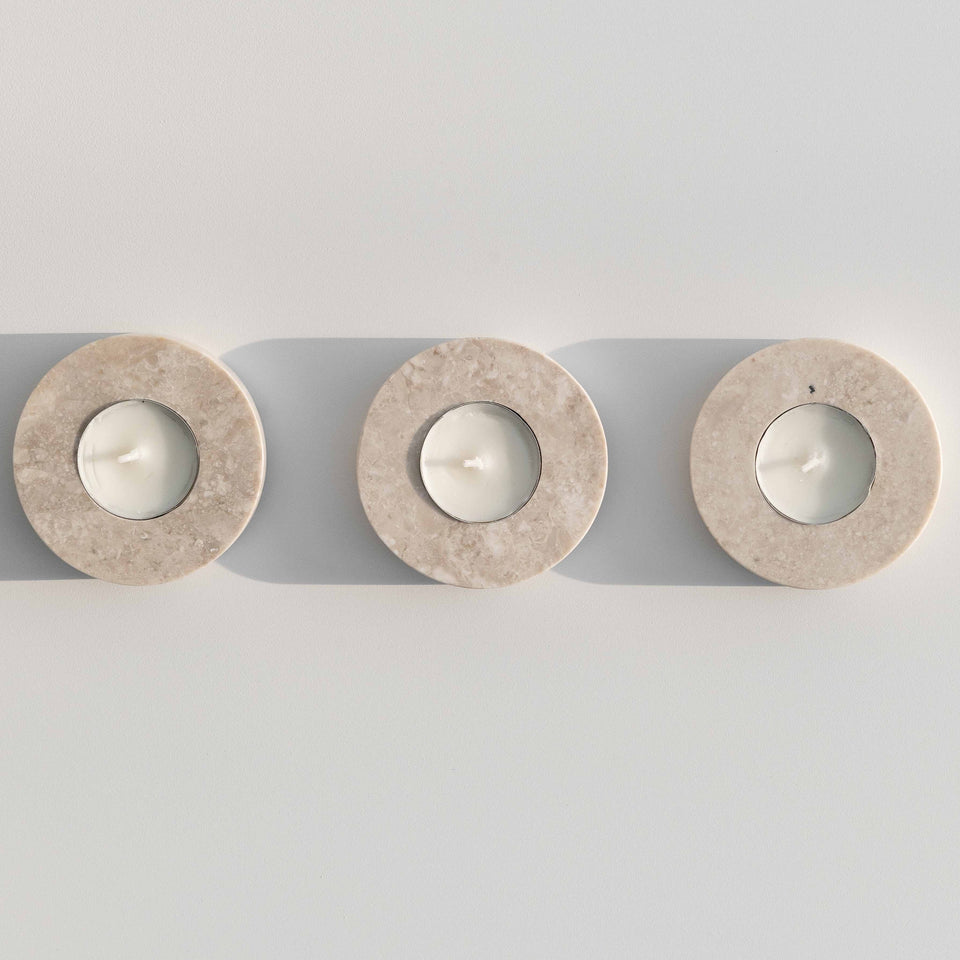 Off Cut Drop - Tea Light Holders