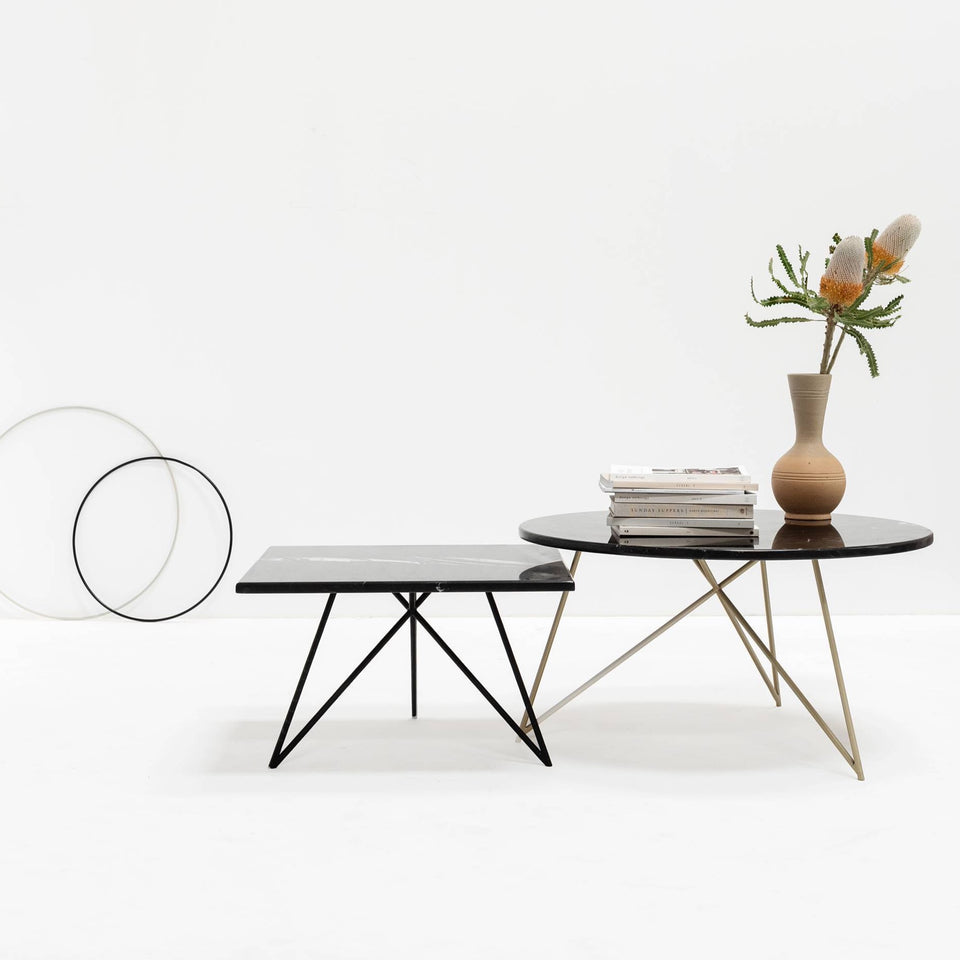 Stevie Marble Coffee Table