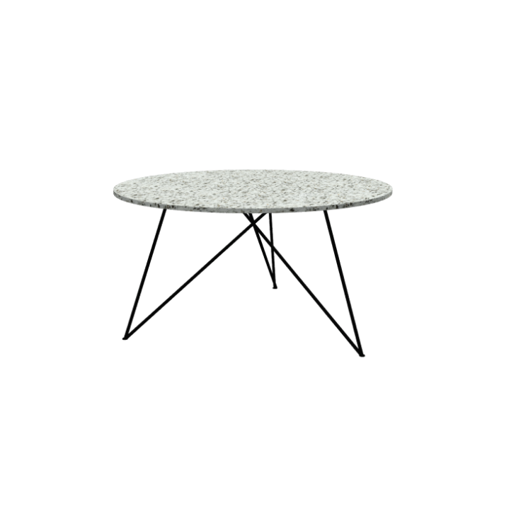 DINING TABLE, ROUND LARGE - Customer's Product with price 6100.00 ID 9B5D_XZaCH_rig2ILJxqyryD