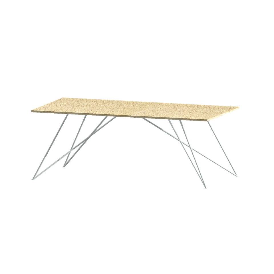 DINING TABLE, RECTANGLE, LARGE - Customer's Product with price 0.00 ID A7wDjV3IrfVSHPmqlbVfC4q7