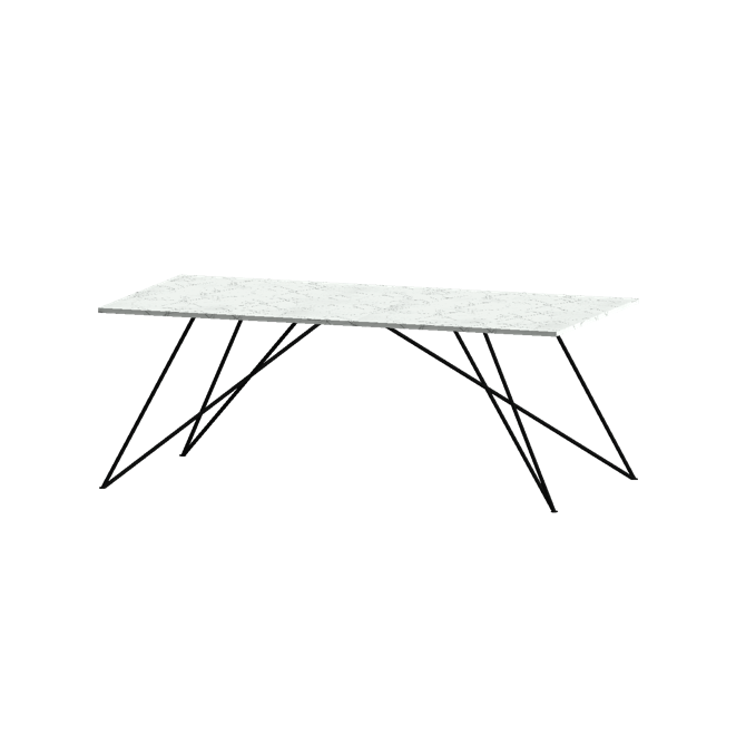 DINING TABLE, RECTANGLE, LARGE - Customer's Product with price 4700.00 ID fcDAKHLq3pq8JJbcDW4DQ36Z