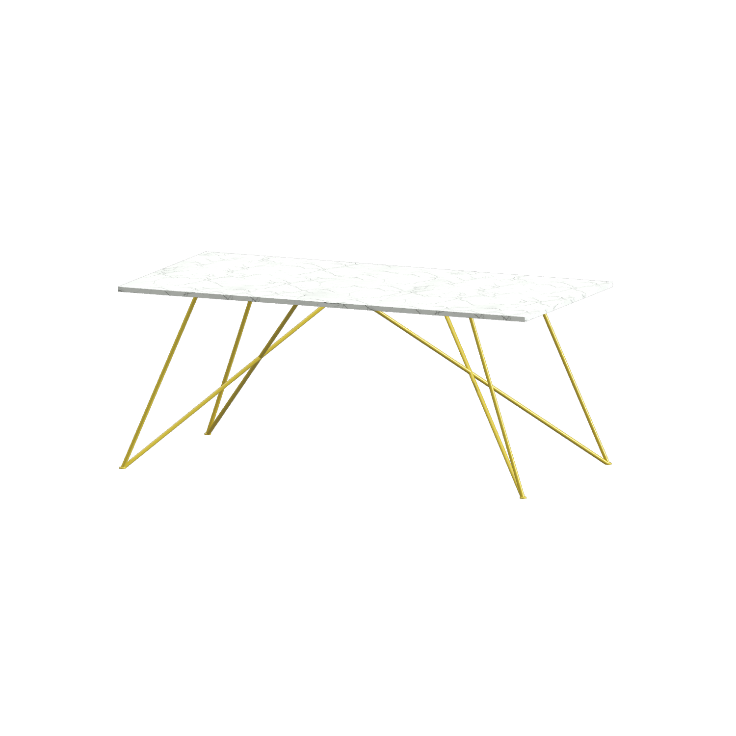 DINING TABLE, RECTANGLE, SMALL - Customer's Product with price 4250.00 ID -Bku0VIaX5mQyfIEXsm8Igmu