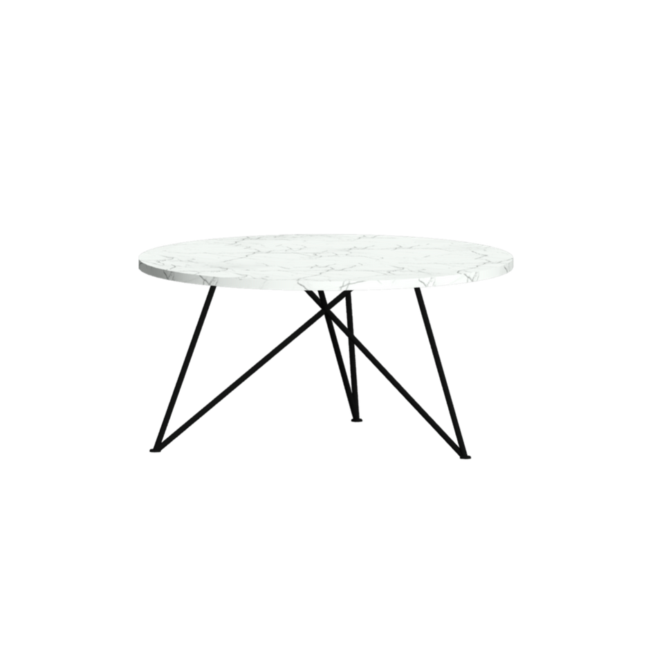 COFFEE TABLE, ROUND, LARGE - Customer's Product with price 3100.00
