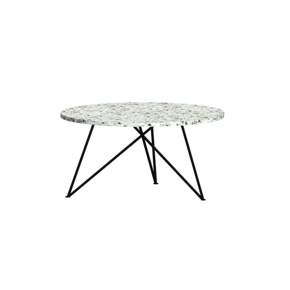 COFFEE TABLE, ROUND, LARGE - Customer's Product with price 3400.00