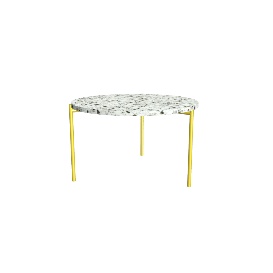 COFFEE TABLE, ROUND, SMALL - Customer's Product with price 2600.00