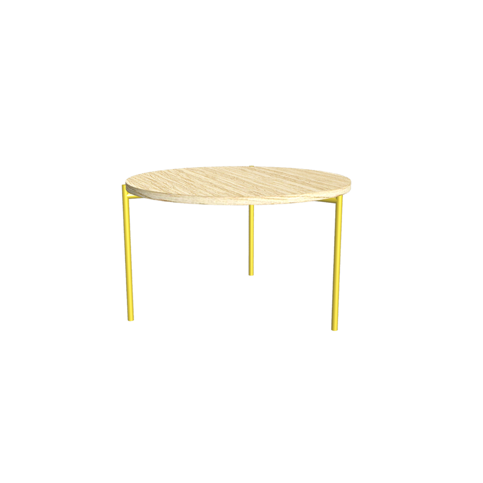 COFFEE TABLE, ROUND, SMALL - Customer's Product with price 2400.00 ID -ly8wm8RVC4oW6BU-fXa3L6S
