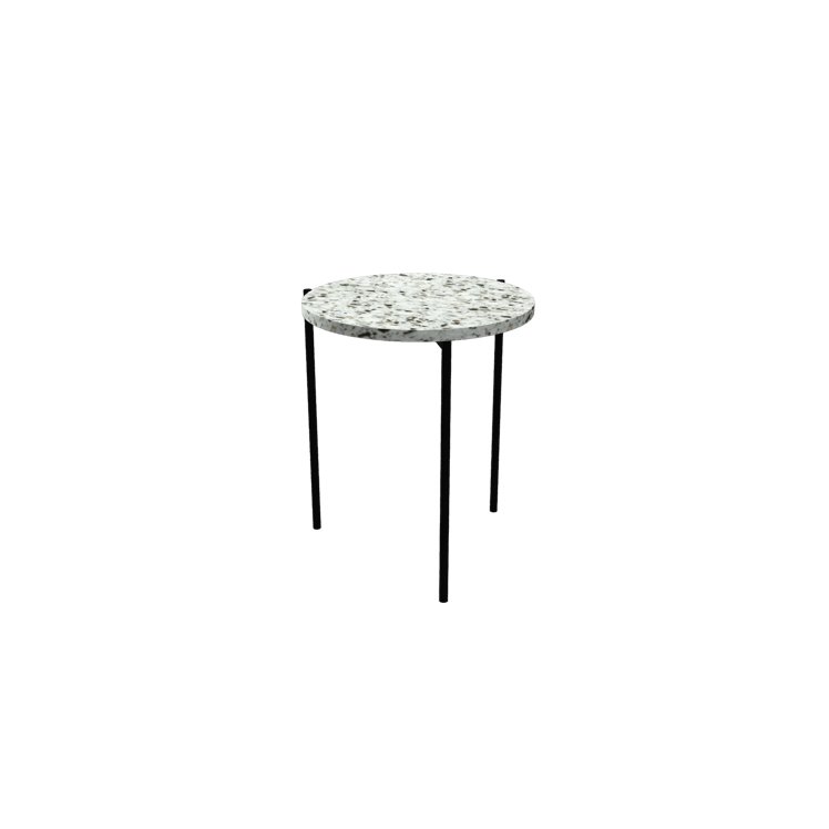 SIDE TABLE, ROUND - Customer's Product with price 1800.00 ID CvLVH7pSrtncJawvB1UsIyOs