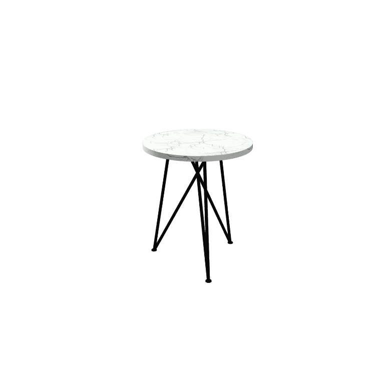 SIDE TABLE, ROUND - Customer's Product with price 1850.00