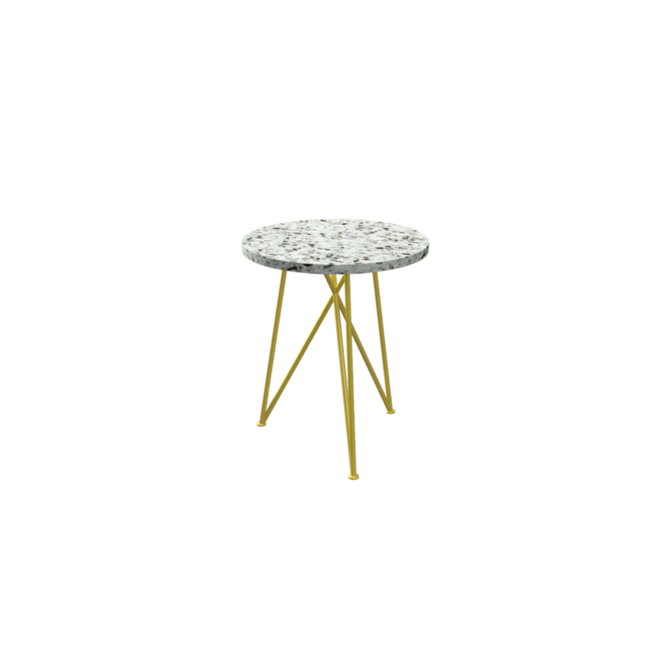 SIDE TABLE, ROUND - Customer's Product with price 1800.00