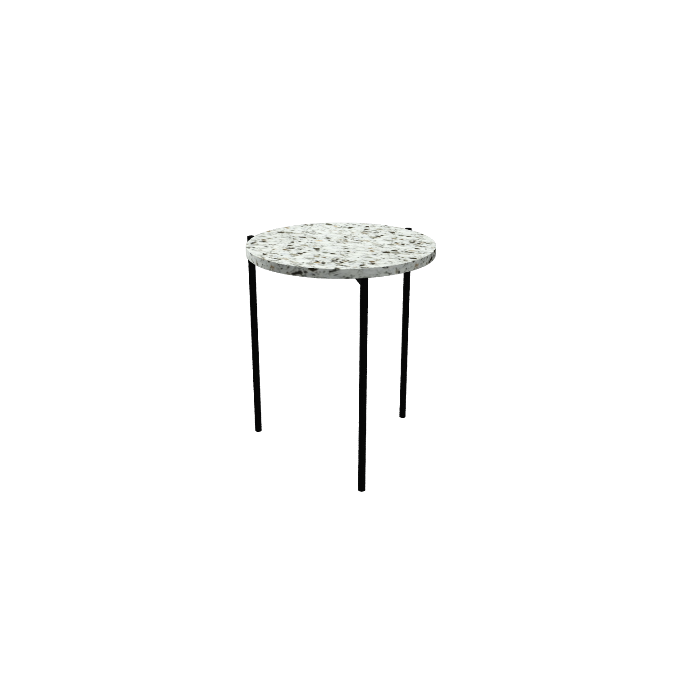 SIDE TABLE, ROUND - Customer's Product with price 1800.00 ID YHuVAG0DllkliPiV9Q-3fq3Y