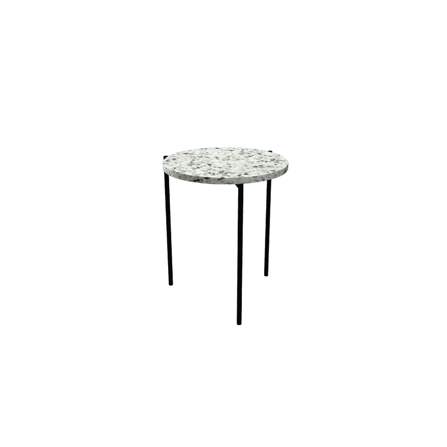 SIDE TABLE, ROUND - Customer's Product with price 1800.00 ID W8JHTgkn0882LiFfSNgscn3a
