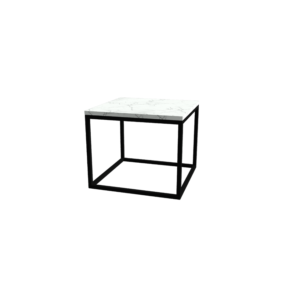 SIDE TABLE, SQUARE - Customer's Product with price 2100.00