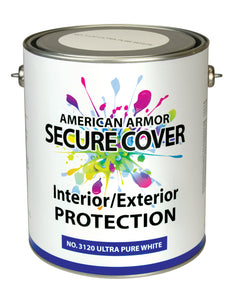 American Armor 1 Gallon Paint Can