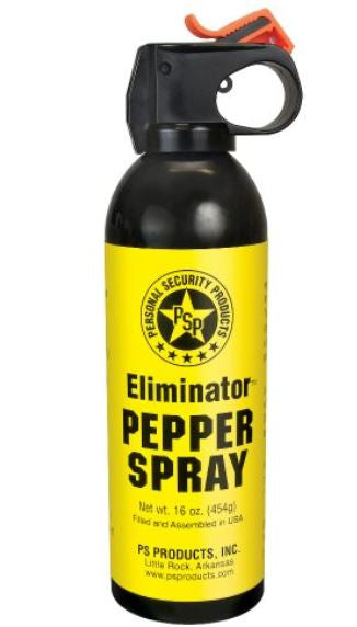 16 oz. Magnum Pepper Spray with Fire Master Top
