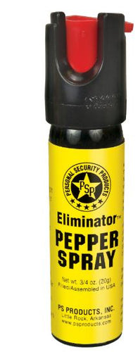 3/4 oz. Pepper Spray with Twist Lock Top