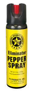4 oz. Pepper Spray with Twist Lock Top