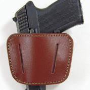Load image into Gallery viewer, Belt Slide Holster - Fits Small To Medium Frame Auto Handguns
