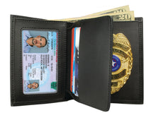Load image into Gallery viewer, Concealed Carry Badge & Wallet