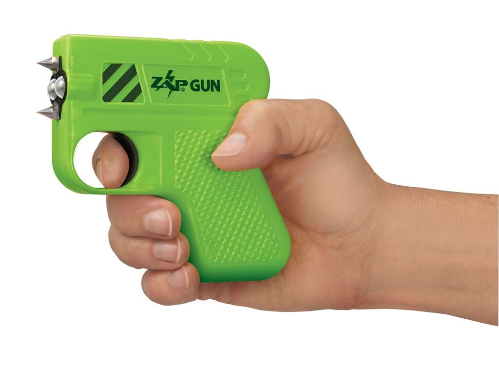 Zap Light Smart Stun Gun