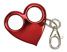 Load image into Gallery viewer, Heart Attack Self Defense Key Chain