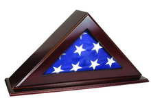Load image into Gallery viewer, Patriot Flag Case with Concealment