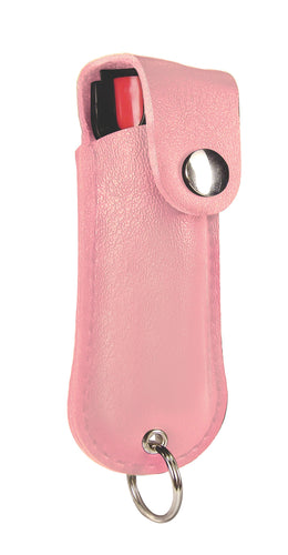 1/2 oz. Pepper Spray with Soft Case and Key Ring