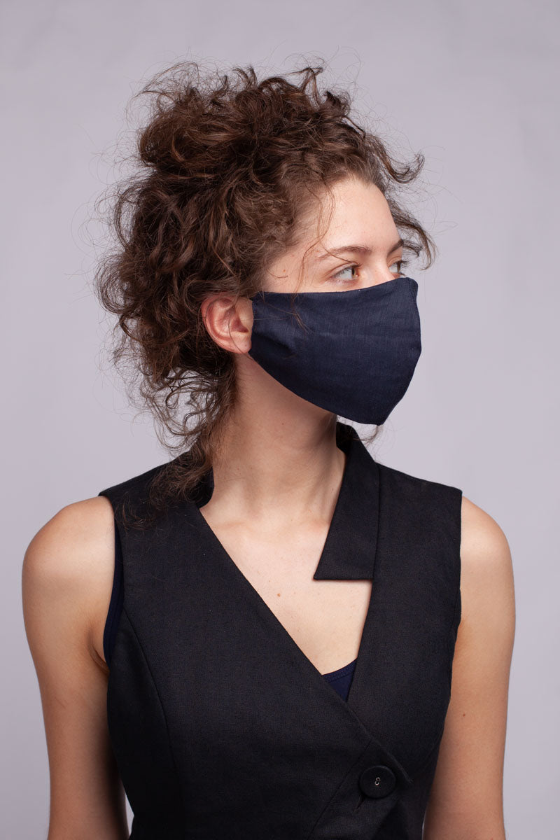 Face Mask Navy
