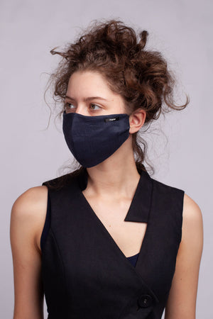 Face Cover Navy